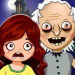 Mini Town Horror Granny House 1.5 MOD Unlimited Money for android