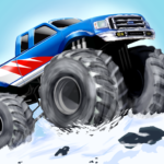 Monster Stunts — monster truck stunt racing game 5.12.58 MOD Unlimited Money for android