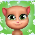 My Talking Cat Inna 1.40 MOD Unlimited Money for android