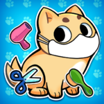 My Virtual Pet Shop Take Care of Pets Animals 1.12.6 MOD Unlimited Money for android