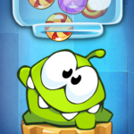 Om Nom Idle Candy Factory 0.4 MOD Unlimited Money for android