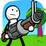 One Gun Stickman 1.96 MOD Unlimited Money for android