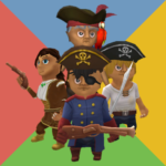 Pirates party 2 3 4 players 2.22 MOD Unlimited Money for android