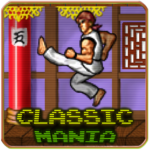 Retro Kung Fu Master Arcade 1.19 MOD Unlimited Money for android