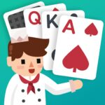 Solitaire Cooking Tower 1.3.4 MOD Unlimited Money for android