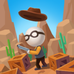 Western Sniper – Wild West FPS Shooter 1.9.8 MOD Unlimited Money for android