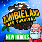 Zombieland AFK Survival 2.3.0 MOD Unlimited Money for android
