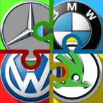 Cars Logo Puzzles HD 2.4.2 MOD Unlimited Money for android