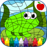 Color By Numbers – Art Game for Kids and Adults 4 MOD Unlimited Money for android