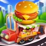 Cooking Travel – Food truck fast restaurant 1.1.5 MOD Unlimited Money for android