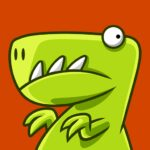 Crazy Dino Park MOD Unlimited Money for android