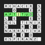 Crosswords – Spanish version Crucigramas 1.2.3 MOD Unlimited Money for android