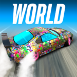 Drift Max World – Drift Racing Game 2.0.0 MOD Unlimited Money for android