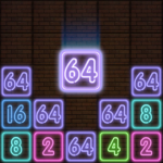 Drop Number Neon 0.1 MOD Unlimited Money for android