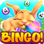 Easter Bunny Bingo 7.35.1 MOD Unlimited Money for android