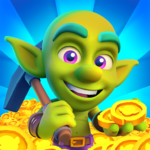 Gold and Goblins Idle Miner 1.0.5 MOD Unlimited Money for android