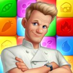 Gordon Ramsay Chef Blast 1.8.0 MOD Unlimited Money for android