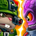 Hamsters PVP Fight for Freedom 1.27 MOD Unlimited Money for android