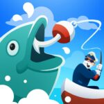 Hooked Inc Fisher Tycoon 2.15.3 MOD Unlimited Money for android