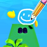 Idle Draw Earth 0.1.7 MOD Unlimited Money for android