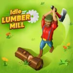 Idle Lumber Mill 1.3.1 MOD Unlimited Money for android