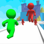 Join Color Clash 3D – Giant Run Race Rush 3D Games 0.6 MOD Unlimited Money for android