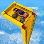 Mega Ramp Monster Truck Driving Stunts Racing Game 2.0.11 MOD Unlimited Money for android