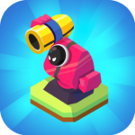 Merge Tower Bots 4.1.1 MOD Unlimited Money for android