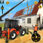 Mobile Home Builder Construction Games 2021 1.9 MOD Unlimited Money for android