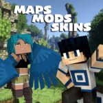 Mods Skins Maps for Minecraft PE 2.0 MOD Unlimited Money for android