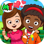 My Town Best Friends House games for kids 1.04 MOD Unlimited Money for android