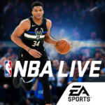 NBA LIVE ASIA 5.0.10 MOD Unlimited Money for android