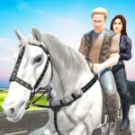 Offroad Horse Taxi Driver Passenger Transport 2.0.152 MOD Unlimited Money for android