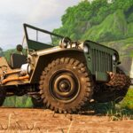 Offroad Jeep Driving Racing stunts 2.1.7 MOD Unlimited Money for android
