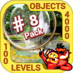 Pack 8 – 10 in 1 Hidden Object Games by PlayHOG 88.8.8.9 MOD Unlimited Money for android