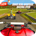Quad Bike Offroad Racing 2018 Extreme Bike Racer 1.0.3 MOD Unlimited Money for android