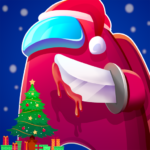 Red Imposter Nightmare Christmas 1.0.8 MOD Unlimited Money for android