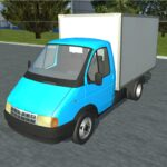 Russian Light Truck Simulator 1.5 MOD Unlimited Money for android