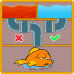 Save Fish – Block Puzzle Aquarium 23.0 MOD Unlimited Money for android