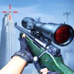 Sniper Killer 3D Shooting Wars 6.4 MOD Unlimited Money for android