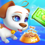Space Puppy – Feeding Raising Game 2.2.5038 MOD Unlimited Money for android