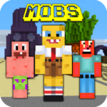 Sponge Mobs Addon 1 MOD Unlimited Money for android
