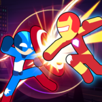 Stickman Heroes Fight – Super Stick Warriors 1.1.3 MOD Unlimited Money for android
