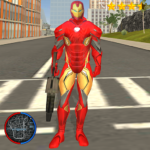Super Iron Rope Hero – Vegas Fighting Crime 6.1 MOD Unlimited Money for android