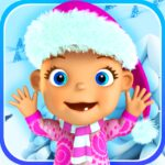 Talking Baby Babsy Winter Fun 210104 MOD Unlimited Money for android