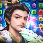 Three Kingdoms Puzzles Match 3 RPG 1.15.0 MOD Unlimited Money for android