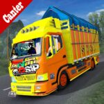 Truck Canter Simulator Indonesia 2021 – Anti Gosip 1.3 MOD Unlimited Money for android