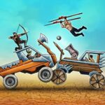 War Cars Epic Blaze Zone MOD Unlimited Money for android