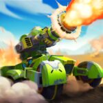War Wheels 1.0.29 MOD Unlimited Money for android