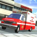 Ambulance Simulator – Car Driving Doctor 1.26 MOD Unlimited Money for android